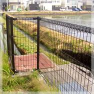 施工メニュー:フェンス工事